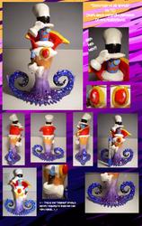 Super Paper Mario - Sculpture