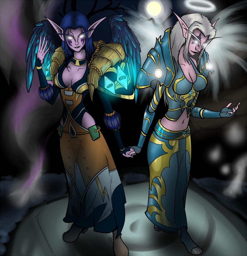 World of Warcraft commission