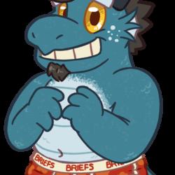 Dragon undies