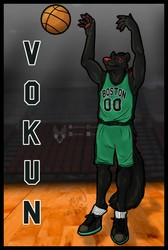 Vokun: Celtics ANE Badge