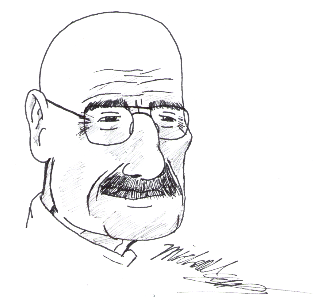 Most recent image: Walter White