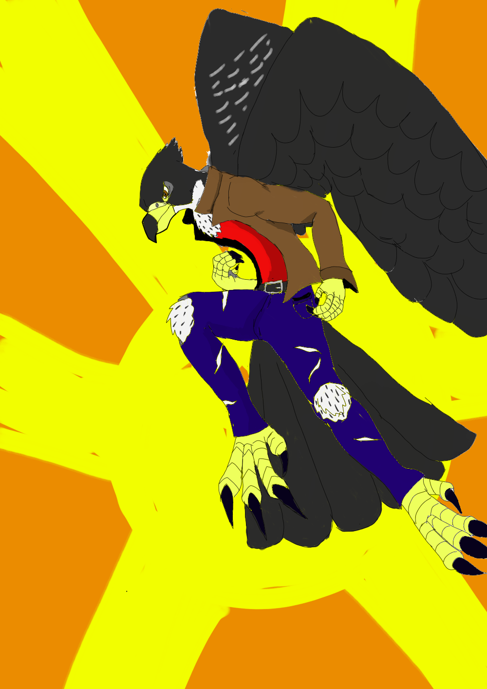 Jax falcon