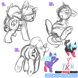 Tubby Pone YCH lot