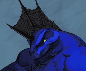 Oceanic Dragonborn