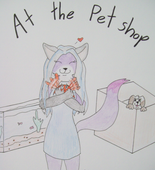 Pet Shop by Vixen11