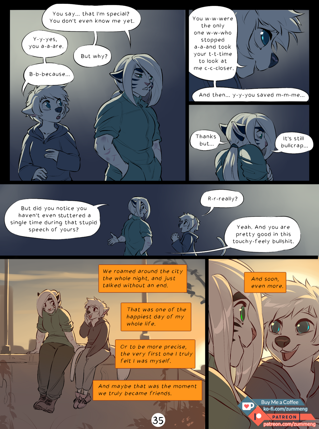 Welcome to New Dawn pg. 35.