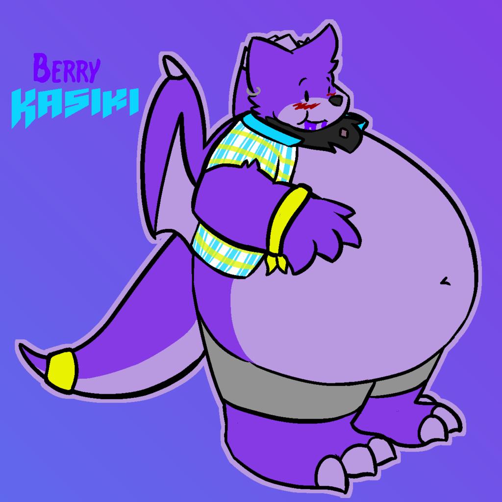 [Daily Draw - 49] Berry Kasiki