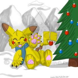 Pikachu Christmas Gift