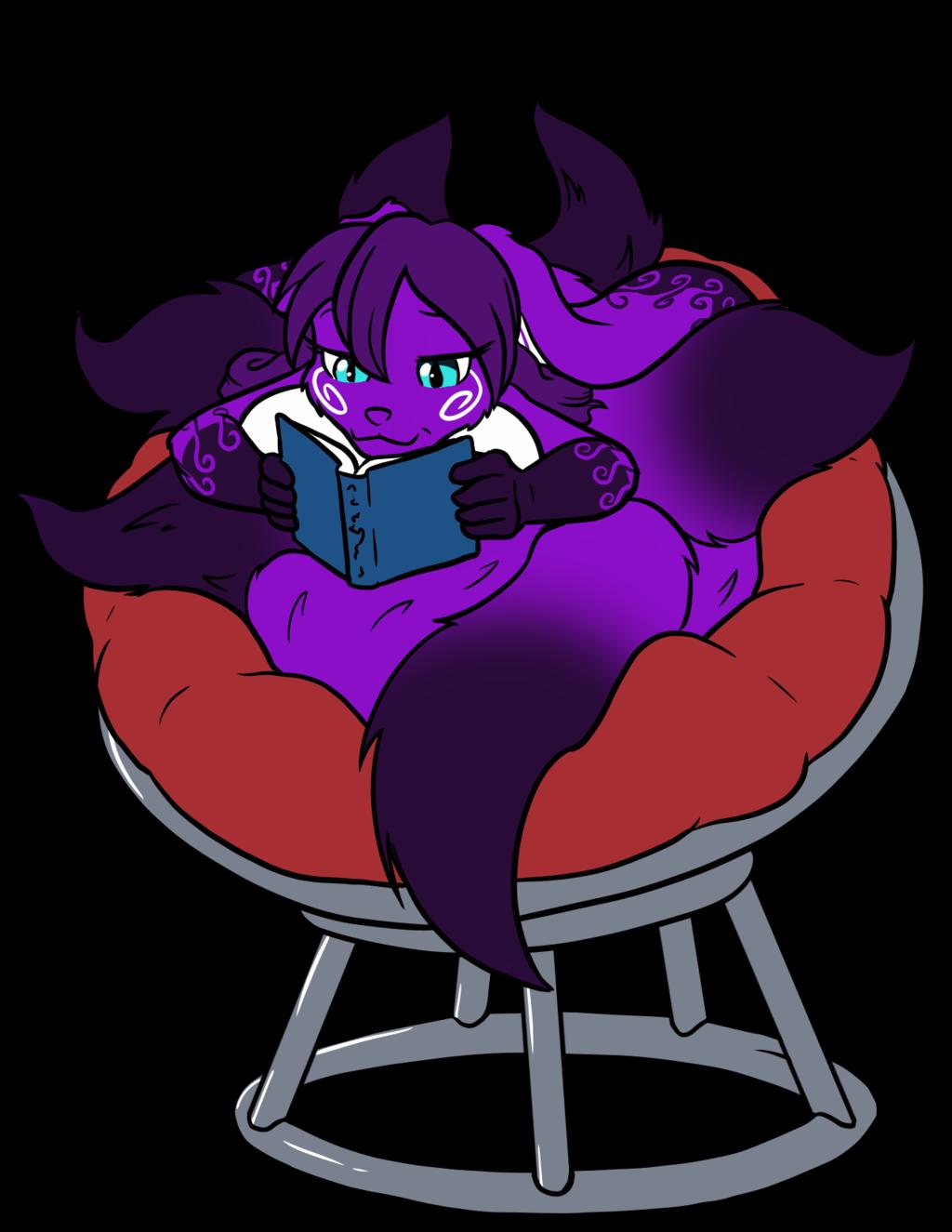 Kiri's quiet time