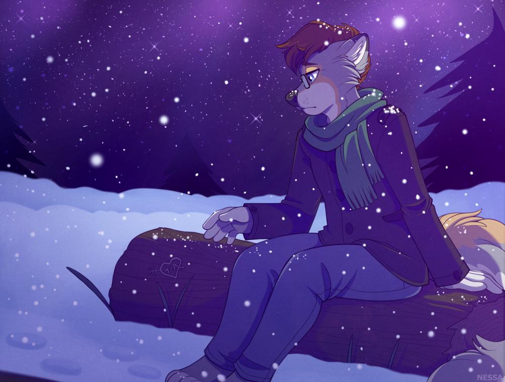 Alone - Commission