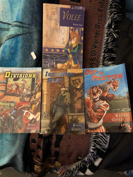 Furry Books For Sale