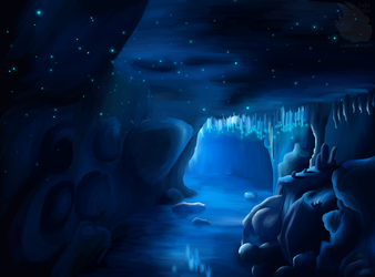 Sparkley Cave