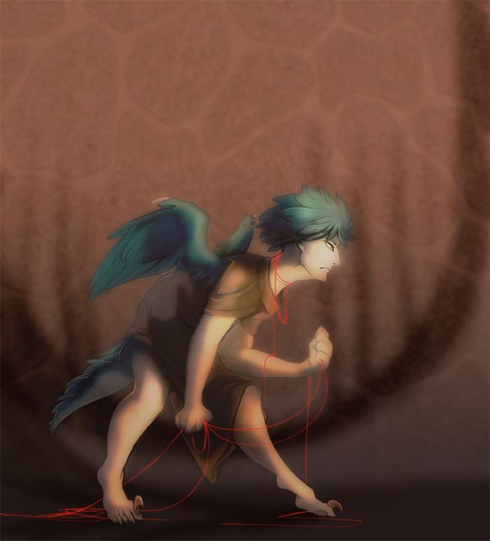 Featured image: Stalking Bird