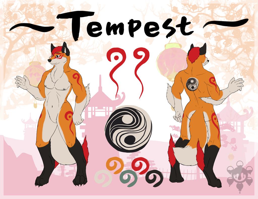 [CM - Tempest] Simple Char Ref
