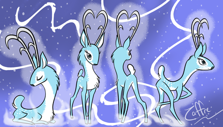 Zaffre the winter durr