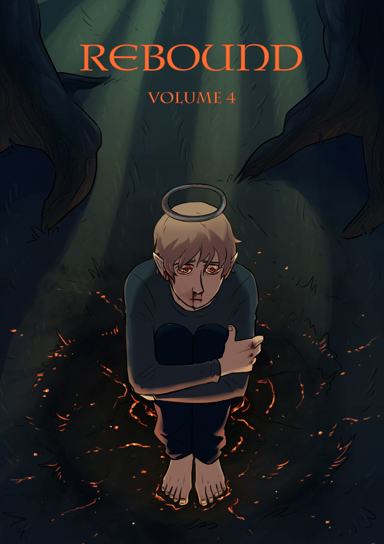 Most recent image: Rebound Vol 4 script cover