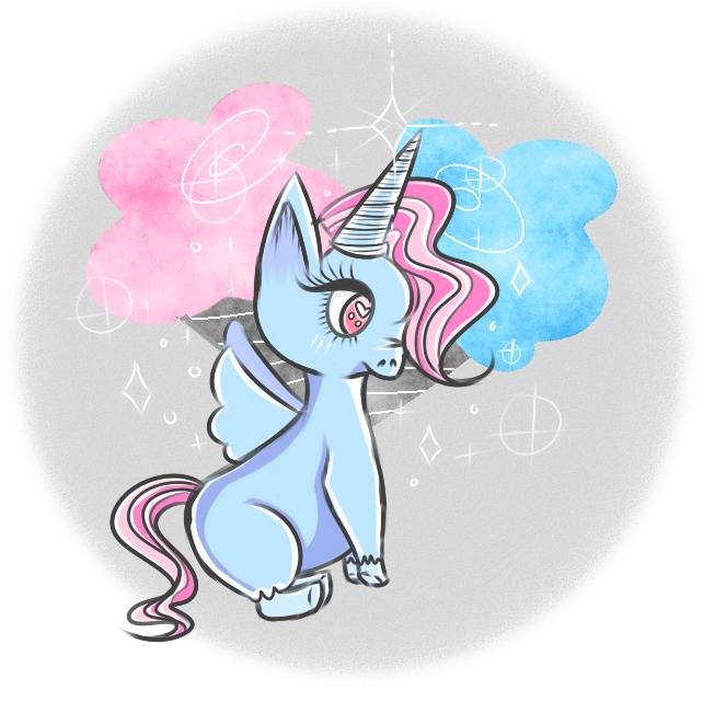 Pretty Plastic Pony