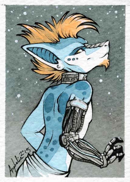 Art Card - Seven