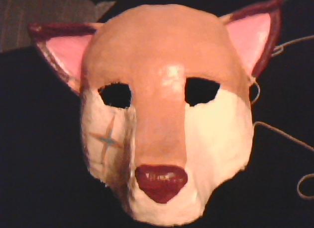Ashura mask