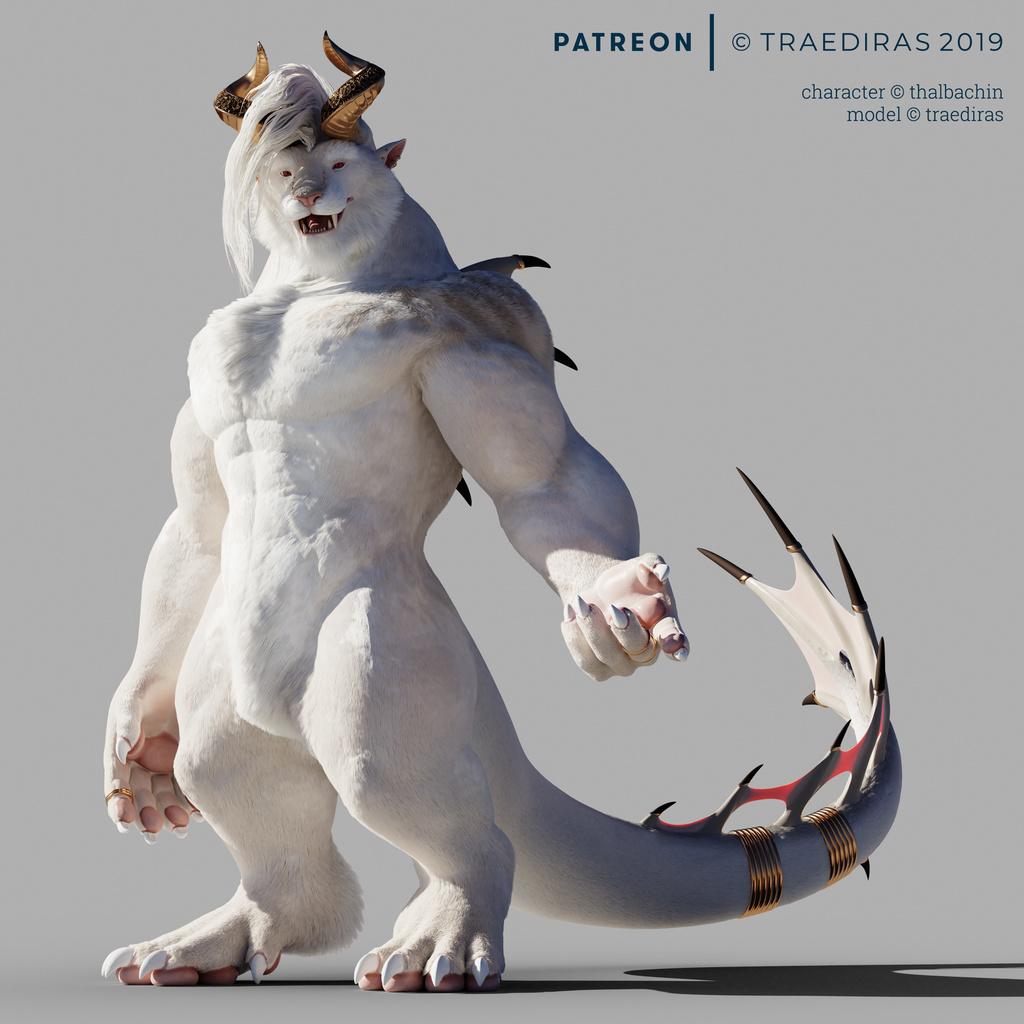 Featured image: Fancy Behemoth!