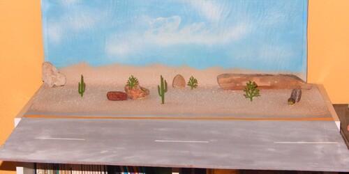 My Desert Diorama