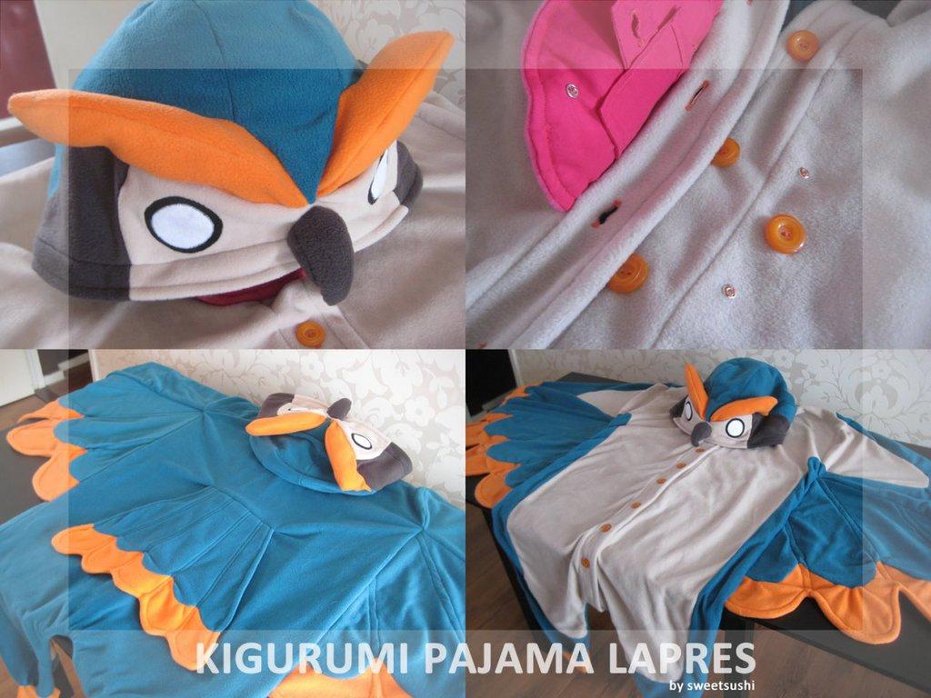 Kigurumi Pajama Lapres