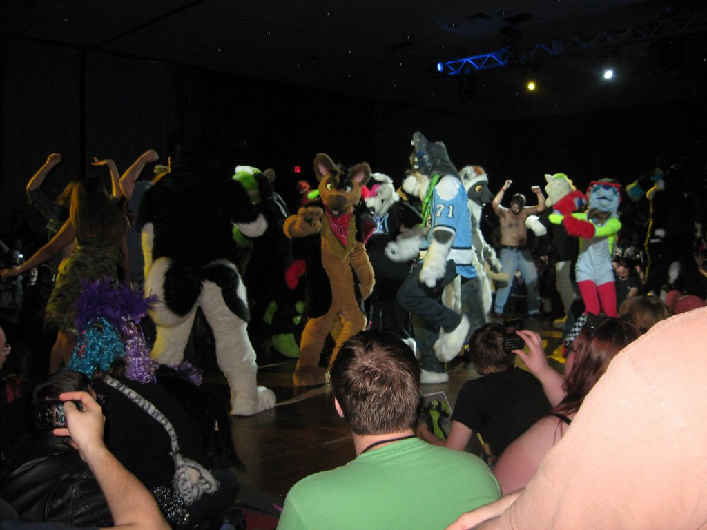 FWA 2012 - Day 2 - Dance Competition 4