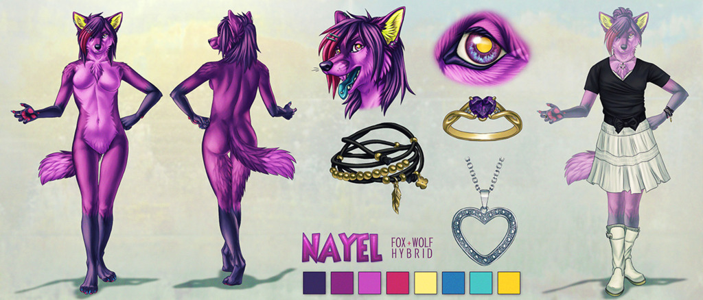 Nayel - Reference Sheet