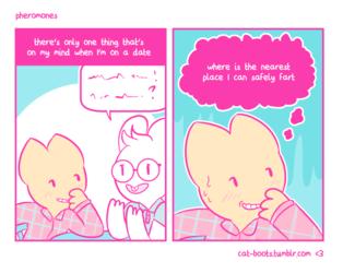 [comic] pheromones