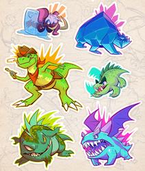 Spyro Baddies: Year of the Dragon