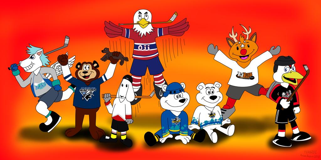 Hockey Cuties Of The Far East