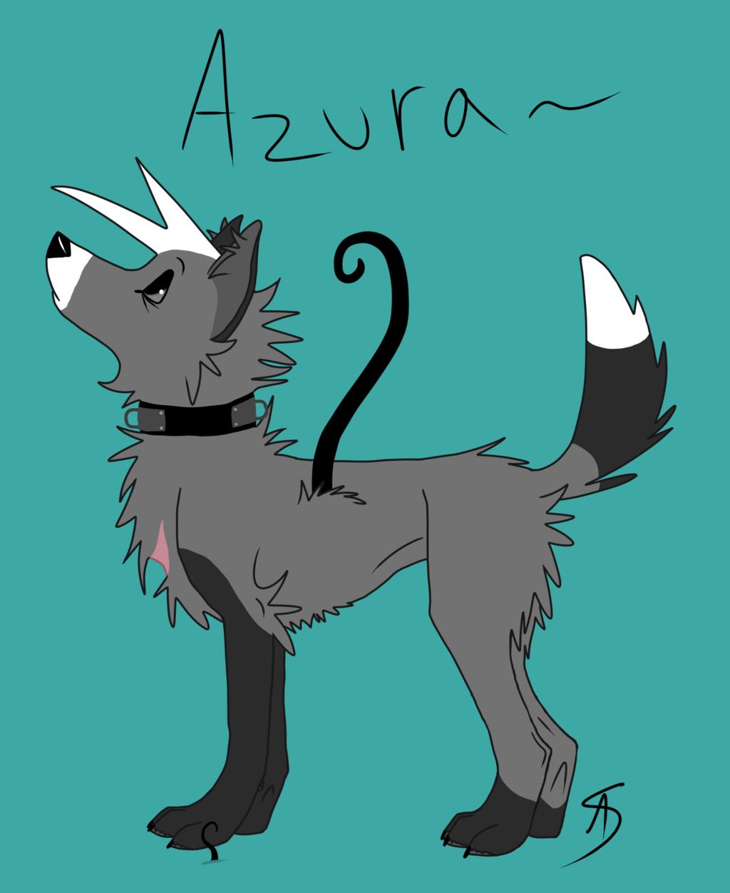 New Azura Reference