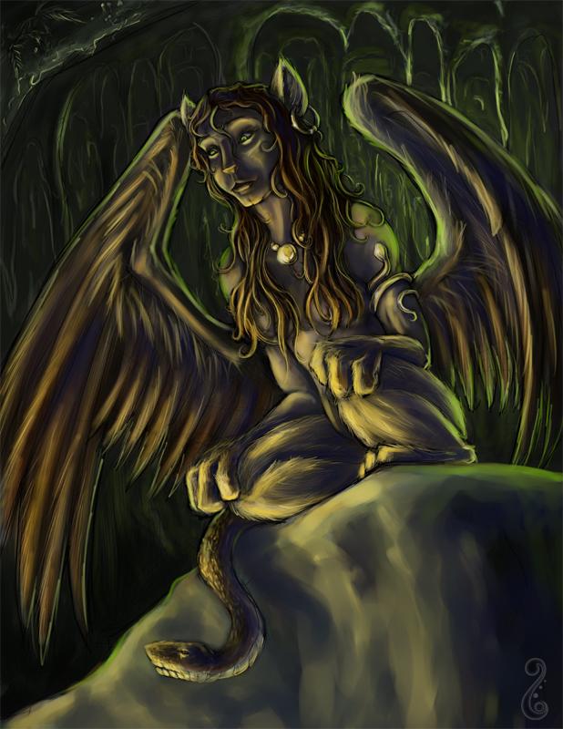 Cave Sphinx