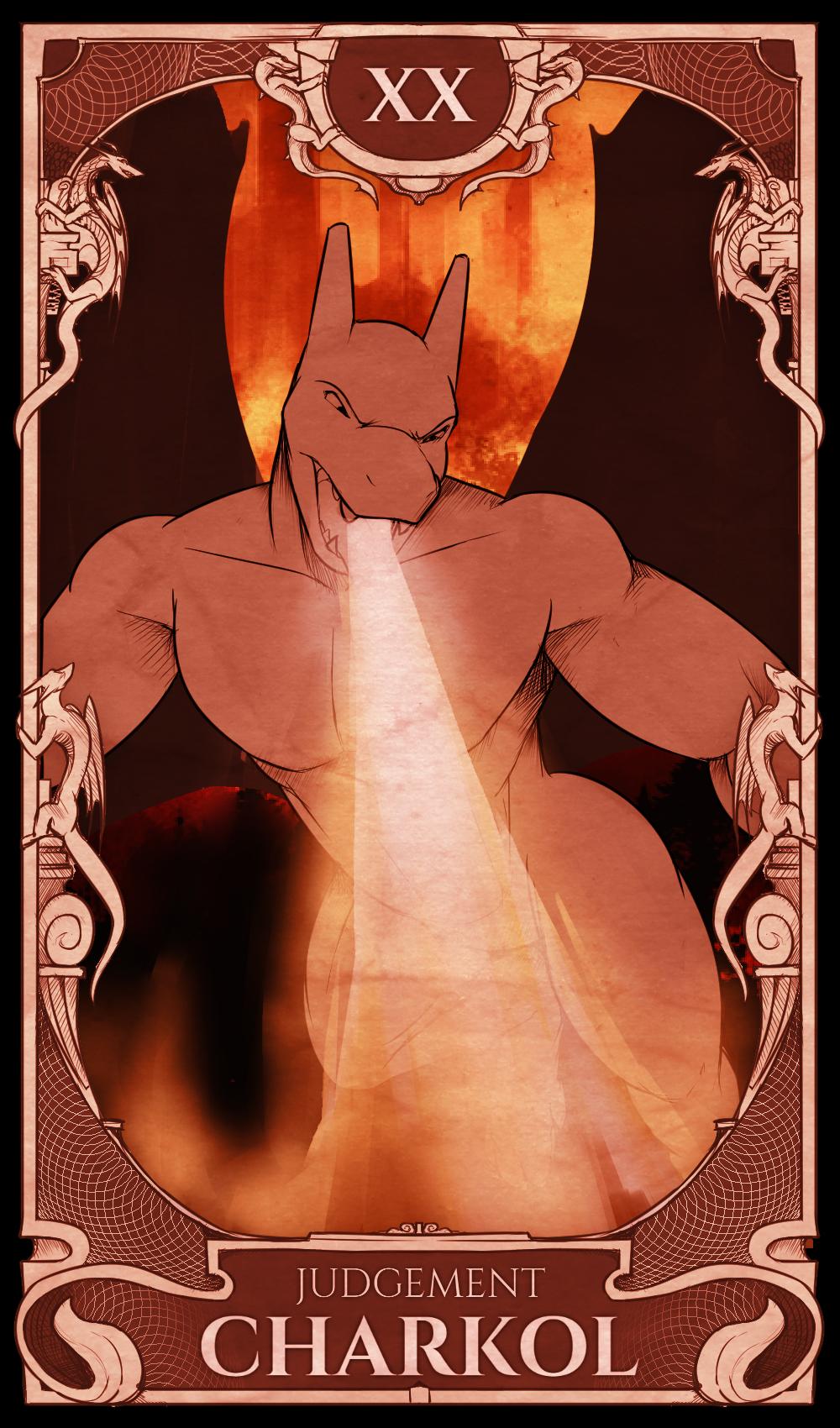 Tarot Card: Judgement (by TankH)