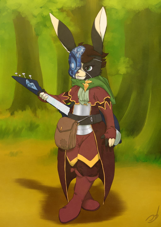 Bunny Bard