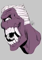 Iblis Portrait [COMM]
