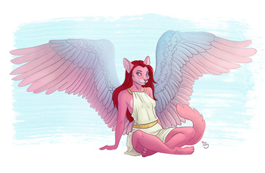 Kitty wings