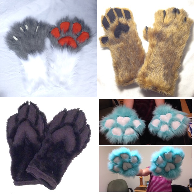 Most recent image: [OPEN] Handpaw Commissions