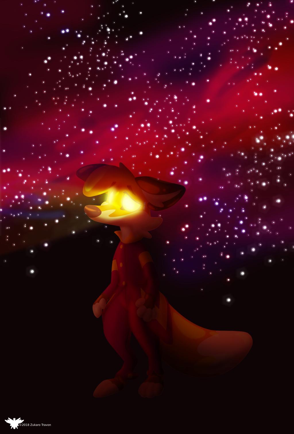 Most recent image: stars