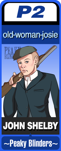 Character Select: John Shelby