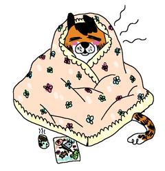 blanket cuddly dummy