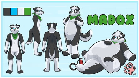Puffcollie Reference sheet