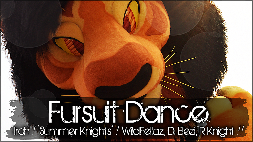 Fursuit Dance / Iroh / 'Summer Nights' //
