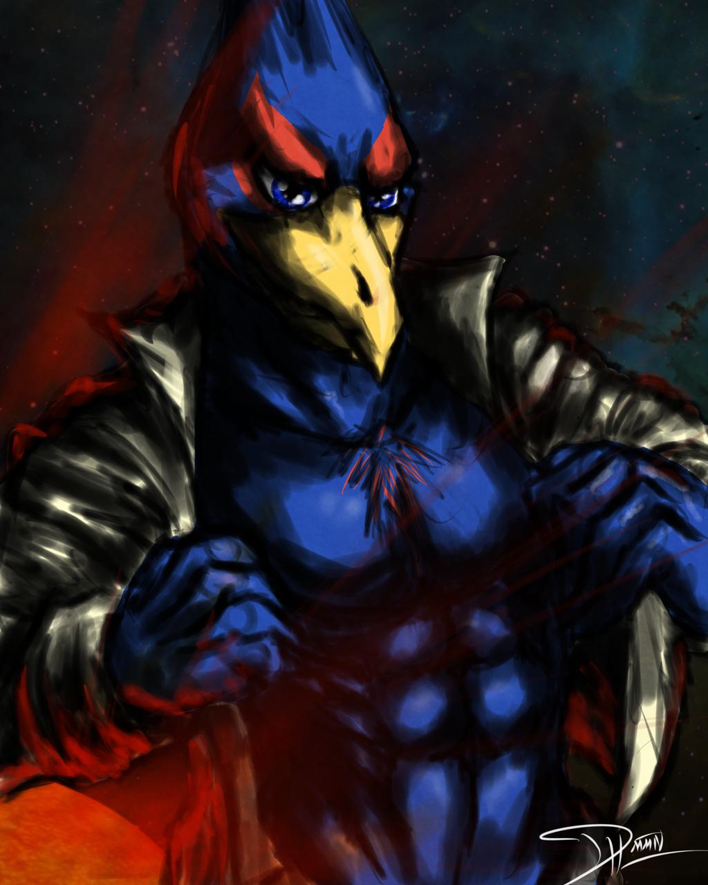 Space Buff, Falco