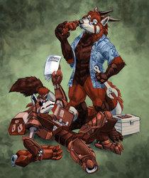 Red Panda Bot Repair