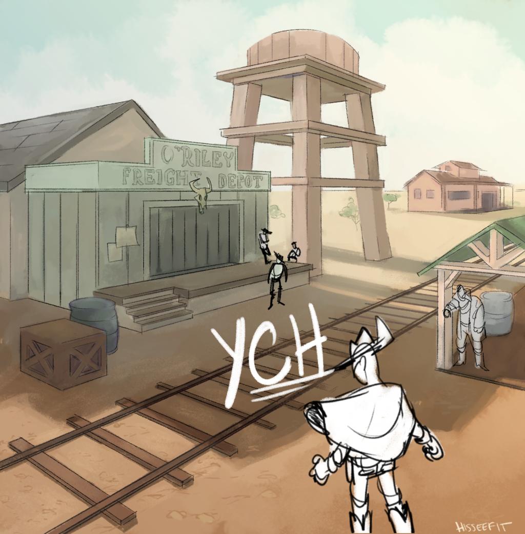 western YCH! (OPEN)