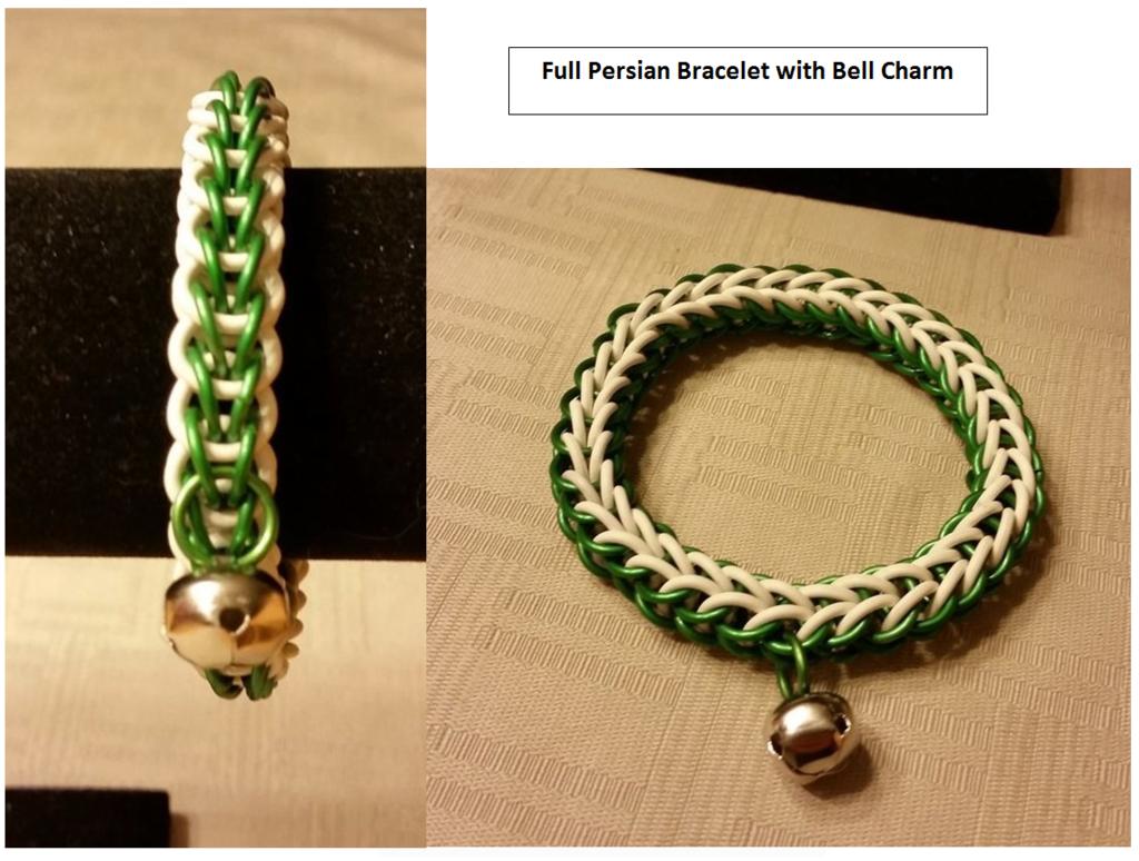 Full Persian Bracelet Commission for RupertCole
