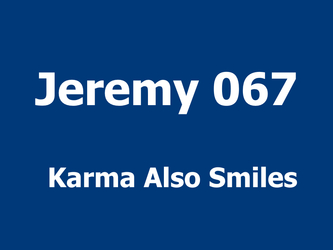 Karma Also Smiles