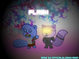Eco's Flashlight Eyes