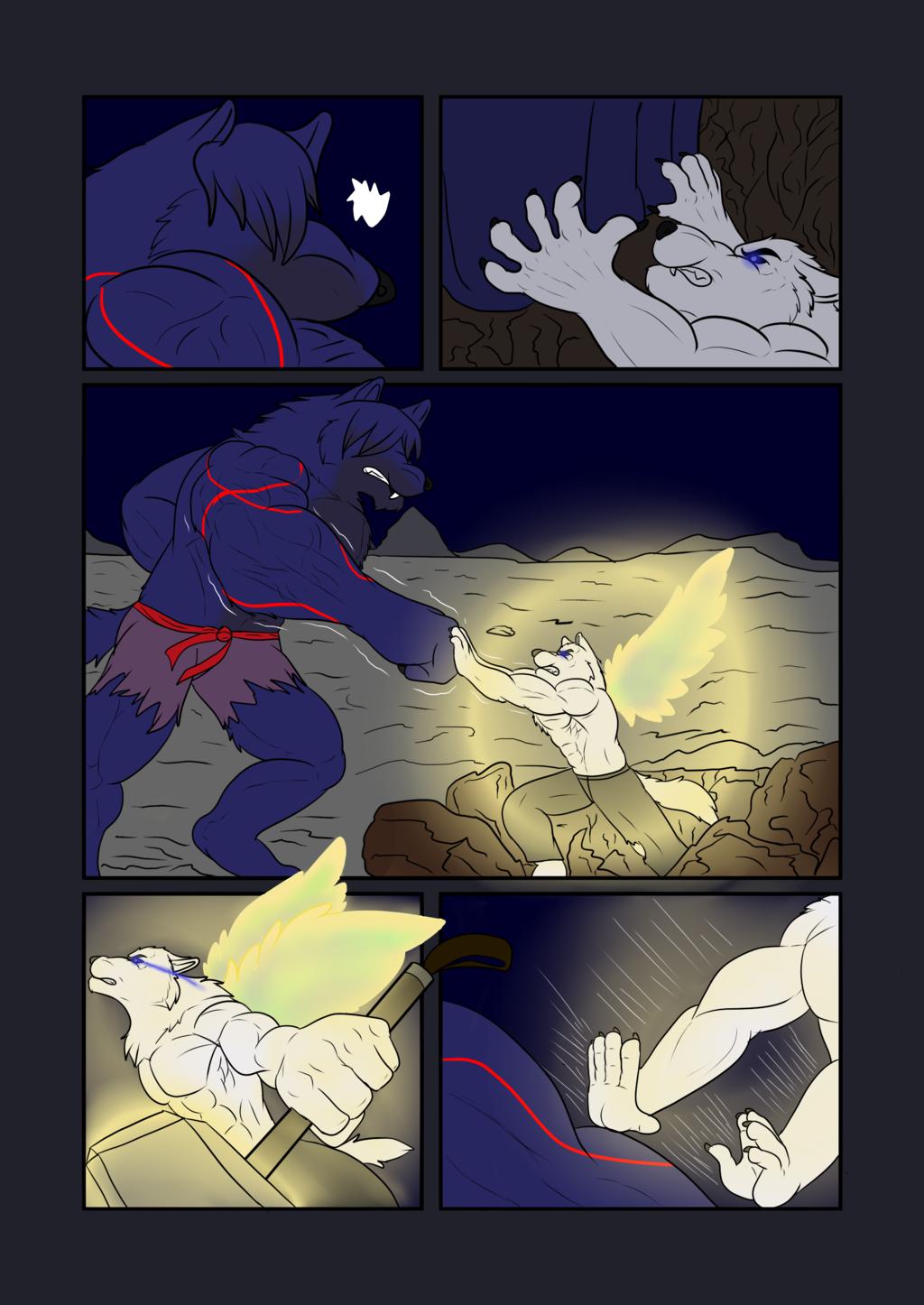 werewolf wednesday ch1 pg 7